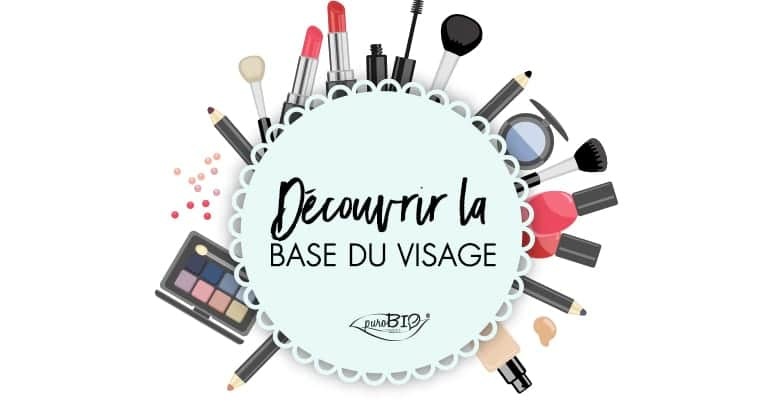 Guide à la Base de maquillage visage