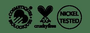 logos des certifications